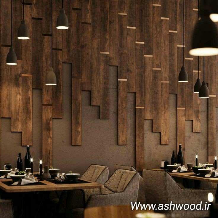 طراحی دکوراسیون داخلی کافه و رستوران + ایده و عکس