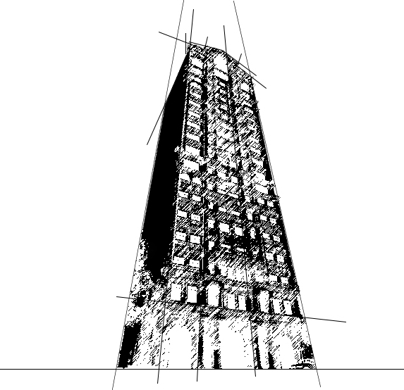 لیست مشاعات برج کوروش