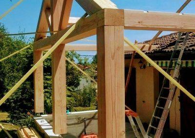 کلبه چوبی و آلاچیق تمام چوب کاج روسی , ساخت انواع کلبه چوبی
