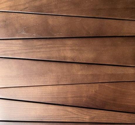 دیوارکوب چوبی
