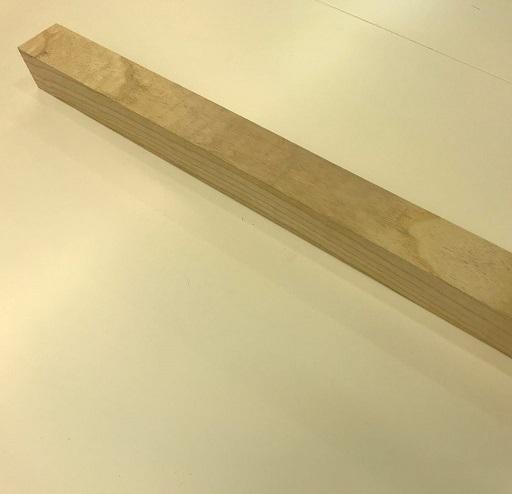 چوب پالونیا- تیرچه چوبی