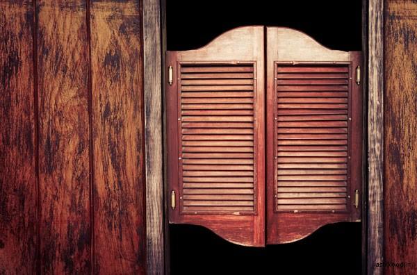ایده و مدل انواع درب