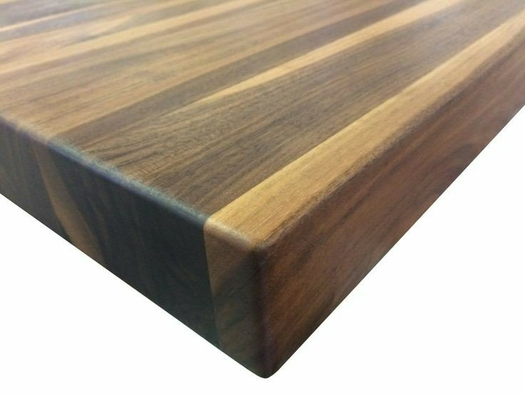 صفحه کابینت آشپزخانه چوب گردو