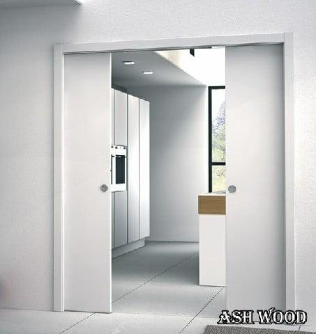 درب کشویی جیبی