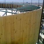 نمای چوبی هتل رویال