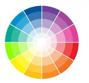 دایره رنگی