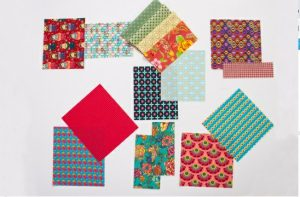 ترکیب رنگ های بین چاپ های ساخته شده
