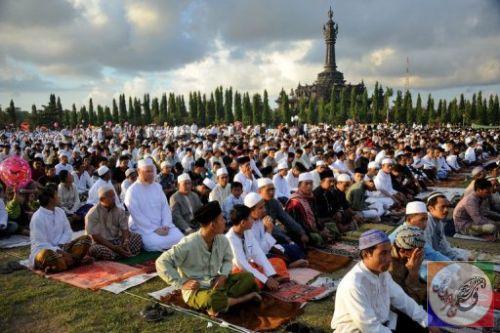 عید فطر در کشورهای اسلامی