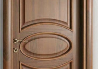 درب چوبی اتاقی , مدل های جدید درب چوبی