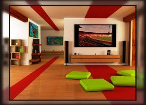 طراحی دکوراسیون داخلی بوسیله 3D MAX