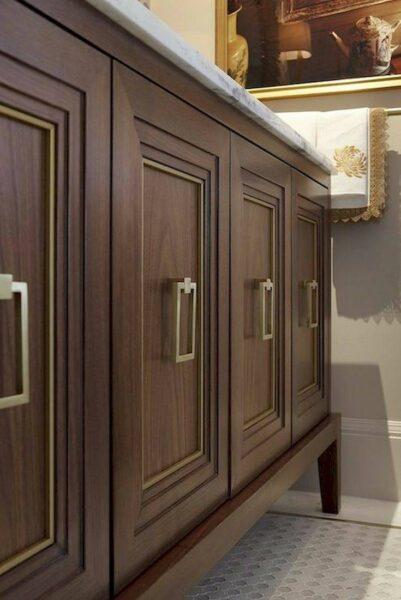 مدل درب کابینت چوبی