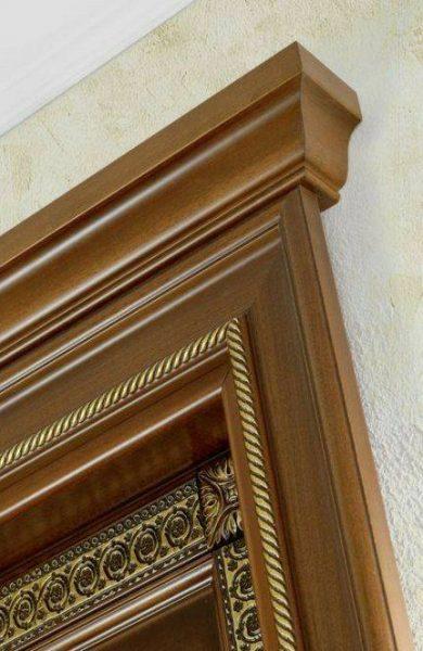 چهارچوب چوبی با روکوب کلاسیک و مدرن
