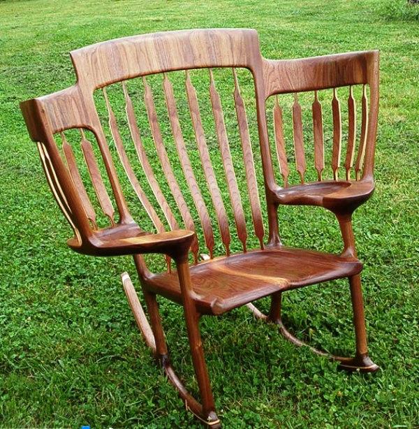 صندلیهای چوبی که با به کارگیری آن در دکوراسیون به گذشته ها میروید