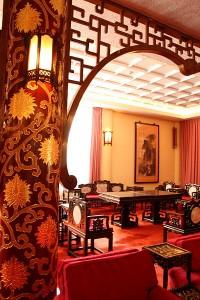 مبلمان چینی در تایپه