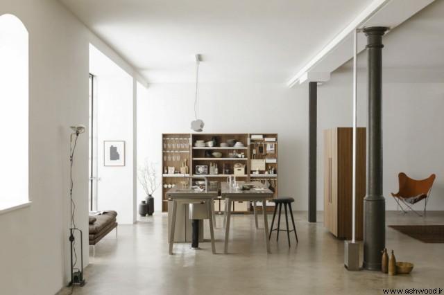 دکوراسیون لوکس آشپزخانه