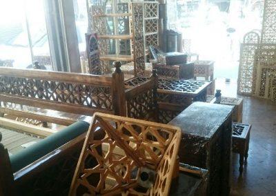 مبلمان ایرانی مشبک