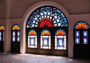 پنجرههای ارسی