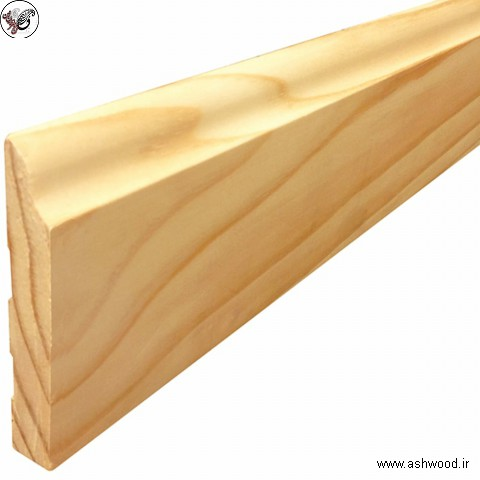 انواع مدل قرنیز چوب طبیعی