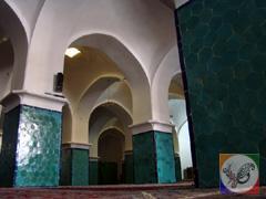 ستون های مسجد جامع یزد، دیدنی های یزد، آثار باستانی یزد