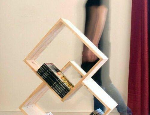 بررسی روان شناسی استفاده از قفسه های چوبی دیواری برای  کتب کودکان