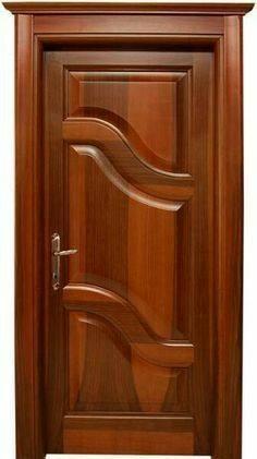 درب قاب تونیک , در چوبی تمام چوب سفارشی