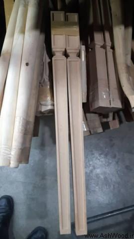 پایه میز چوبی خراطی و cnc