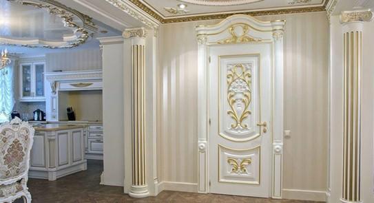 همه چیز درمورد درب های چوبی - درب چوبی مدرن در دکوراسیون منزل
