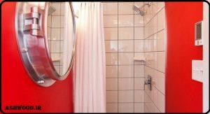 ایجاد جلوه های بصری با نور و رنگ در دکوراسیون حمام و سرویس بهداشتی