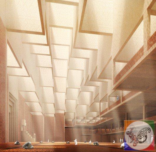 3 نور در معماری