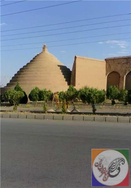 یخدان دوره قاجاریه نگین گردشگری رفسنجان/قفلی که 47 سال باز نشده