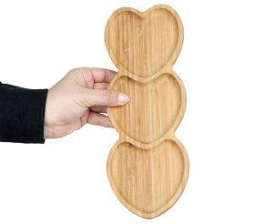 ظرف چوبی , کاسه چوبی ,اردورخوری