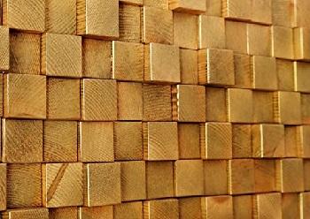 دیوارکوب چوب کاج