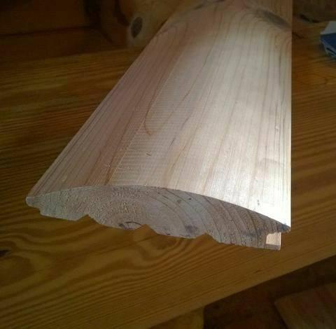 چوب چهارتراش روسی , لمبه چوبی و دیوارکوب چوب کاج
