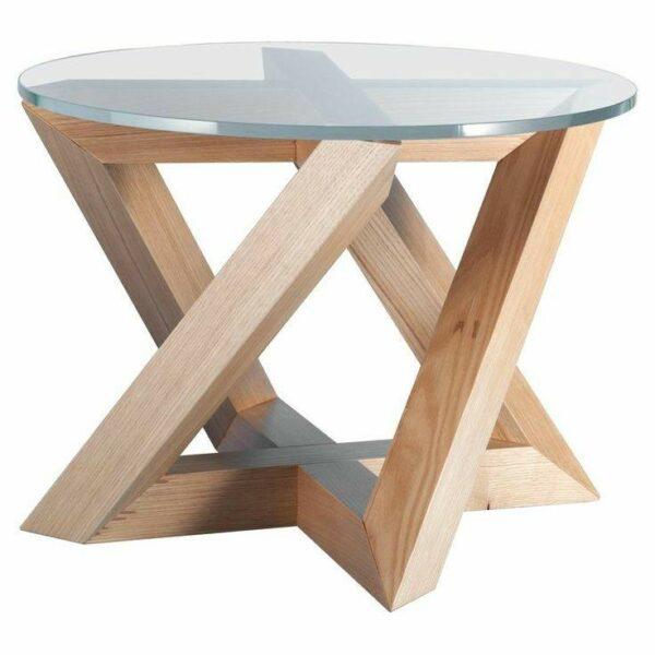 میز کنسول چوبی سبک معاصر
