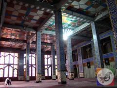 مسجدی در  یزد، دیدنی های یزد، آثار باستانی یزد