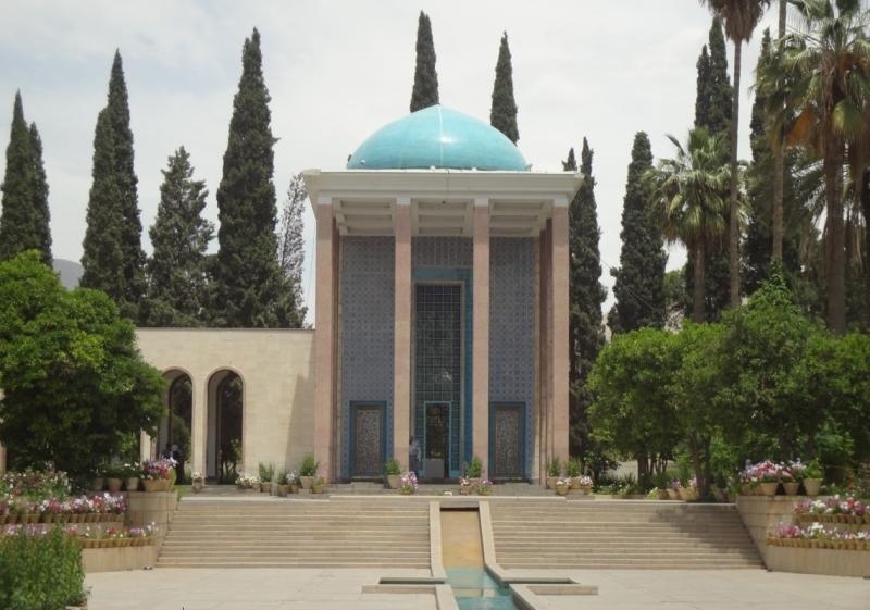 آرامگاه سعدی؛ تلفیق معماری مدرن و سنتی ایرانی