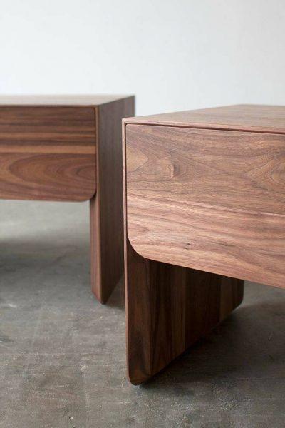 جزئیات در سازه های چوبی , ساخت میز های لوکس و جالب تمام چوب