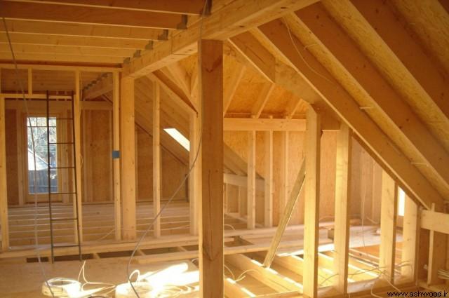 طراحی و ساخت کلبه های چوبی