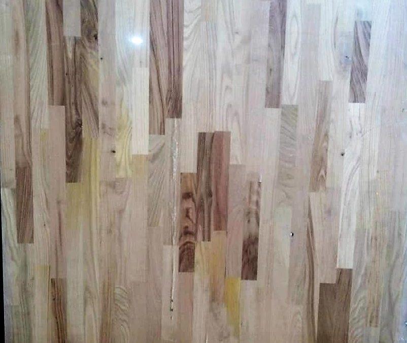 صفحه فینگر جوینت چوب بلوط