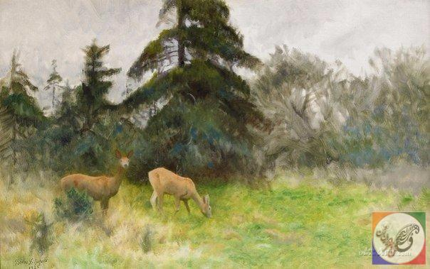 نقاشی رنگ روغن