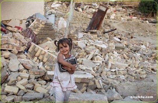 ساخت کانکس ، کمک به مردم زلزله زده