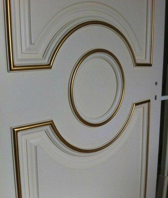 درب های چوبی با کیفیت و لوکس ساخته شده از چوب و رنگ پولیشی