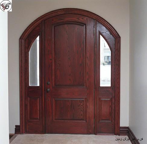 مدل درب ورودی ساختمان چوبی ٬ فروش و قیمت خرید انواع مدل , درب ورودی و مدل و طرح جدید درب چوبی خانه و عکس درب ورودی ساختمان و آپارتمان مدرن و تصاویر درهای چوبی شیک ضد آب و جدید