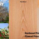 چوب گیلاس , معرفی انواع چوب