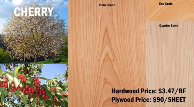 مشخصات چوب درخت گیلاس , چوب گیلاس