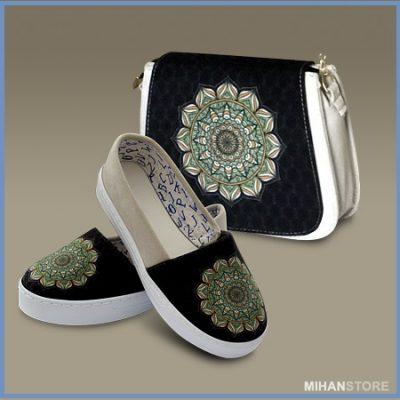 کیف و کفش سنتی زنانه
