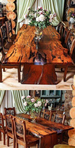 چوب اسلب , چوب طبیعی , فروش چوب اسلب و تنه درخت , صفحه میز تنه درخت