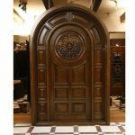 درب چوبی لوکس و سفارشی