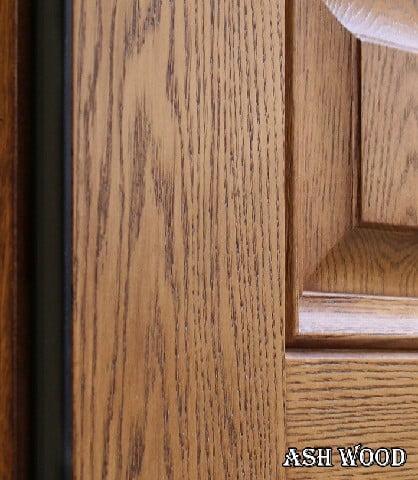 رنگ درب چوبی , رنگ نقش برجسته روی چوب بلوط
