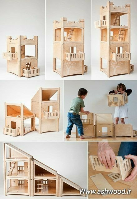 طراحی و ساخت میز و صندلی چوبی کودک، میز تحریر و بازی کودک